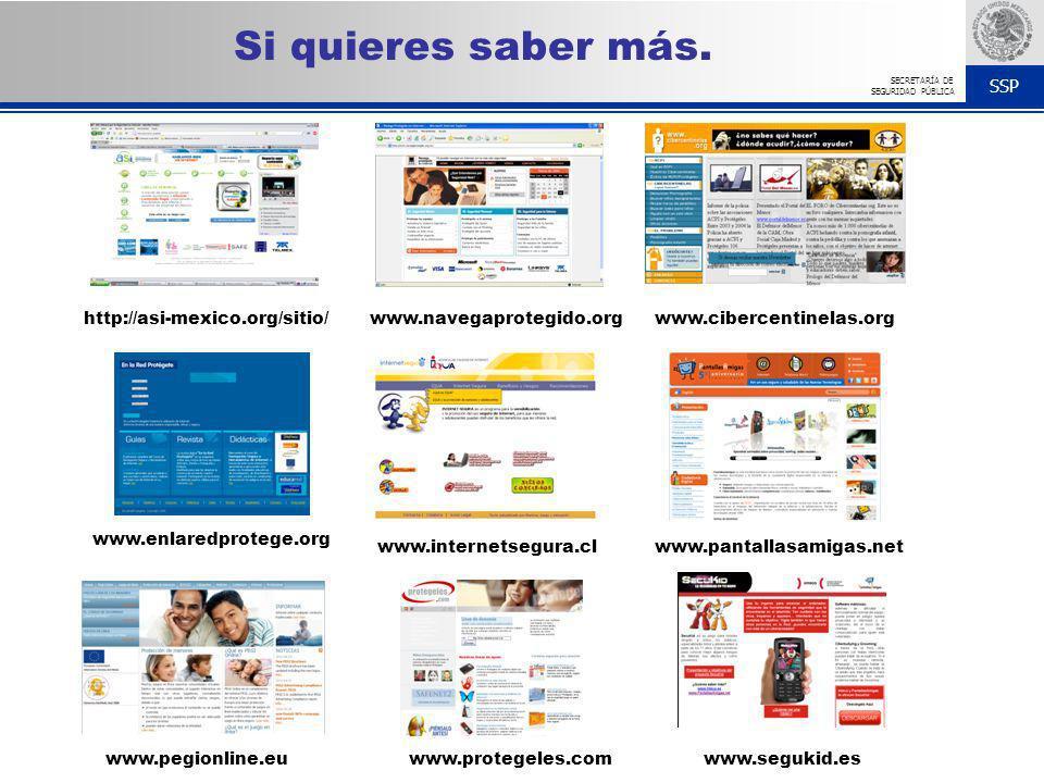 Si quieres saber más. http://asi-mexico.org/sitio/