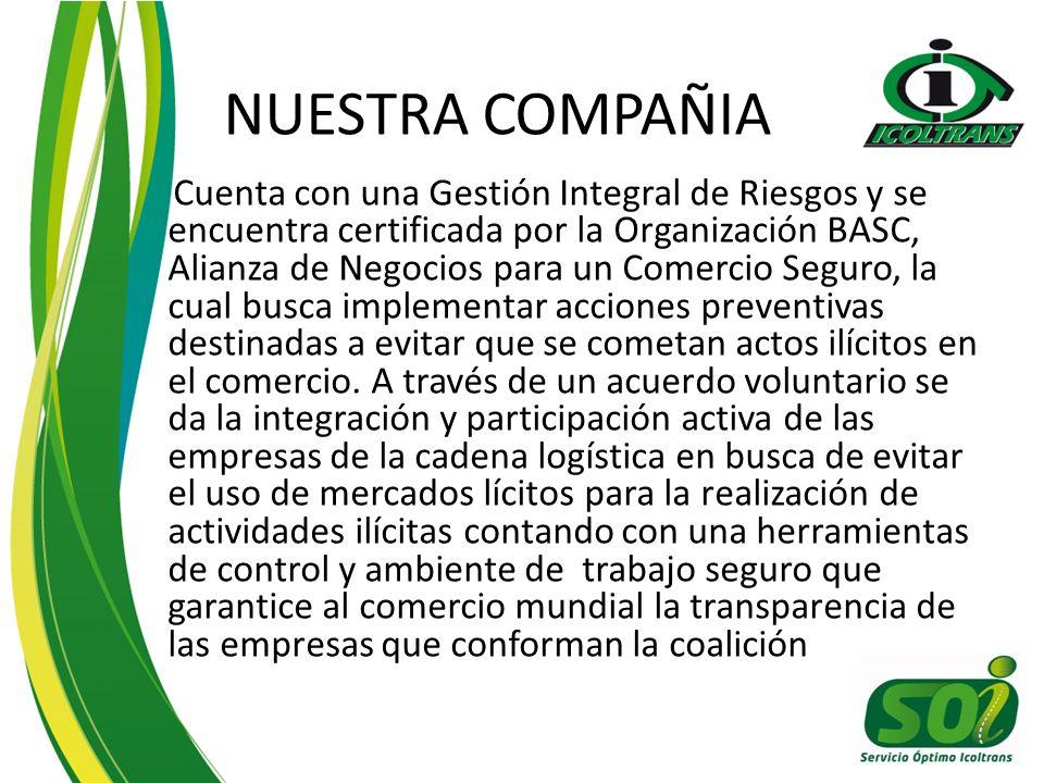 NUESTRA COMPAÑIA