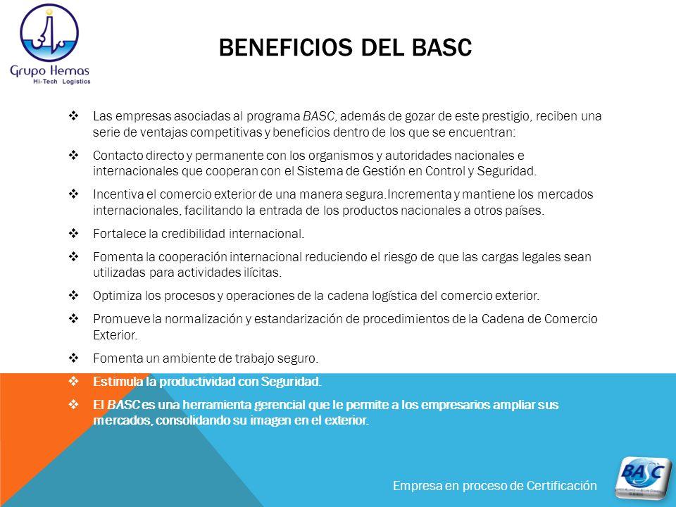 beneficios del basc