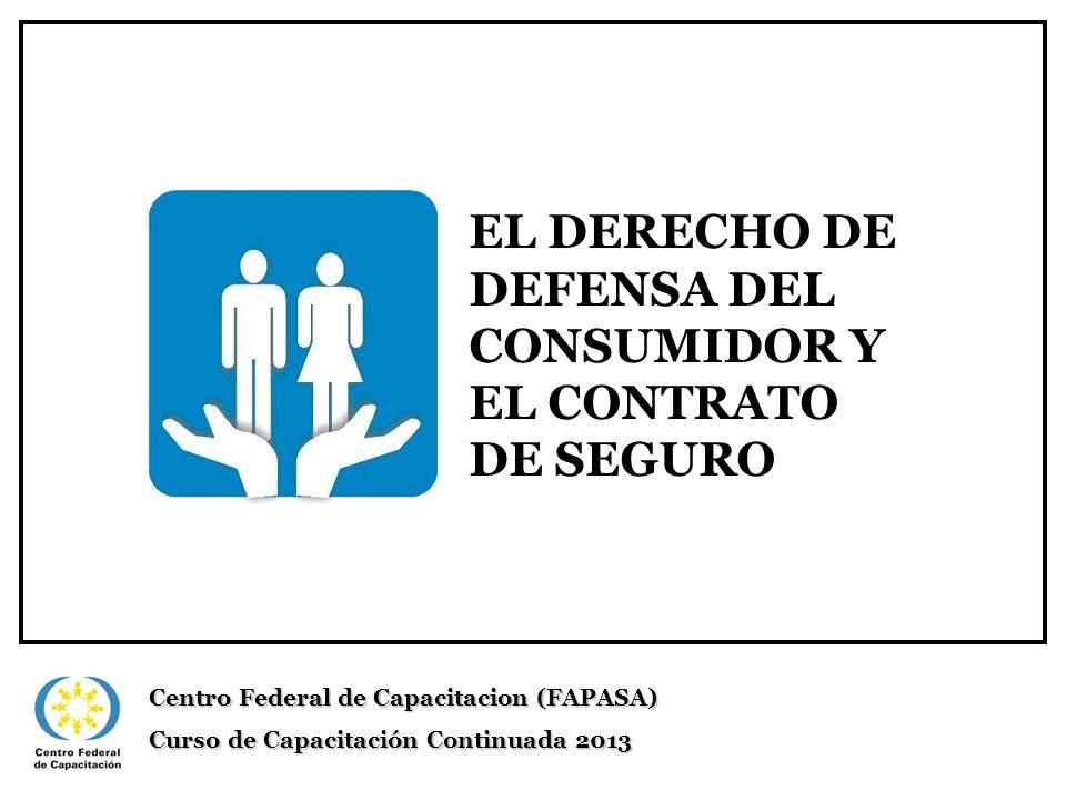 El derecho de defensa del consumidor y el contrato de for Oficina de defensa del consumidor