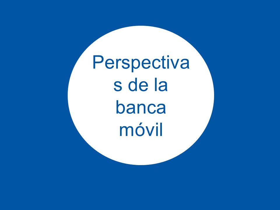 Perspectivas de la banca móvil