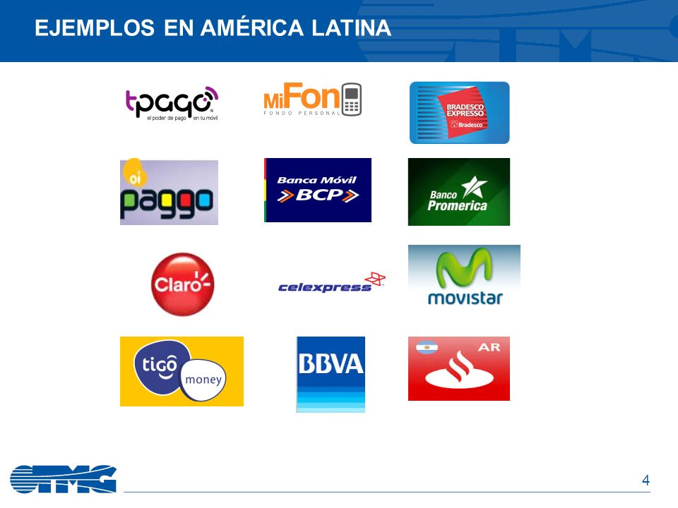 Ejemplos en América Latina