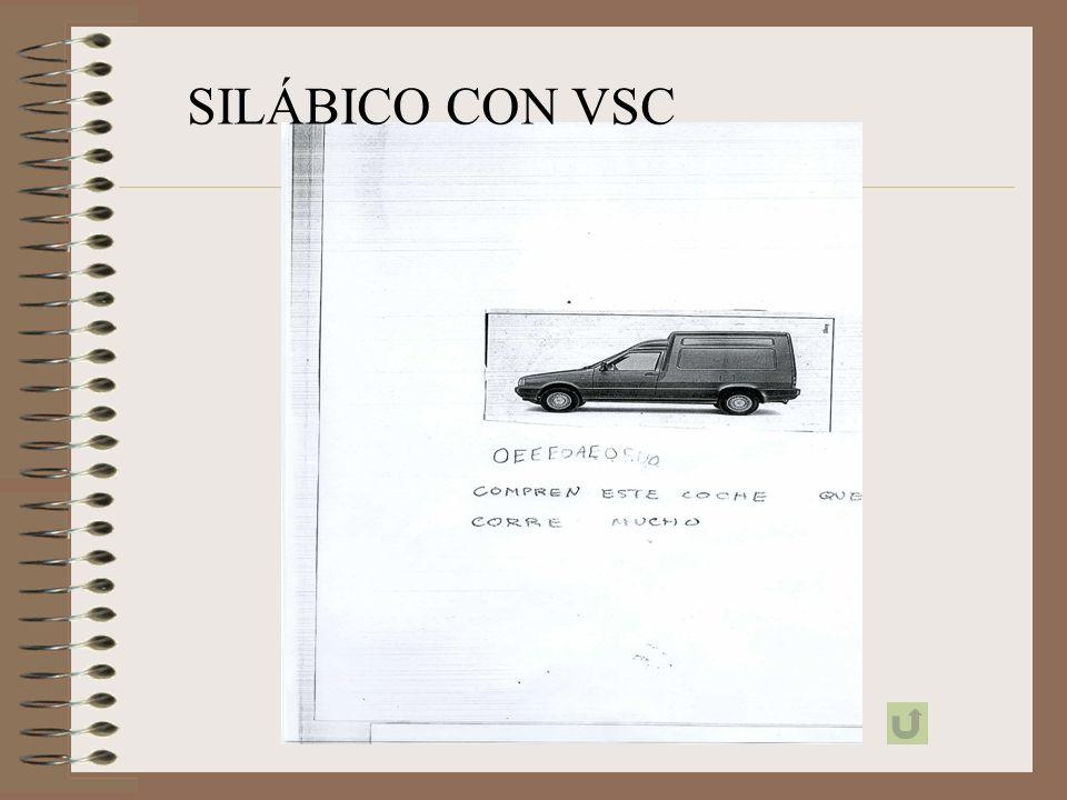 SILÁBICO CON VSC