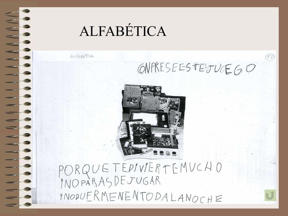 ALFABÉTICA