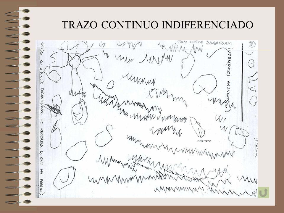 TRAZO CONTINUO INDIFERENCIADO