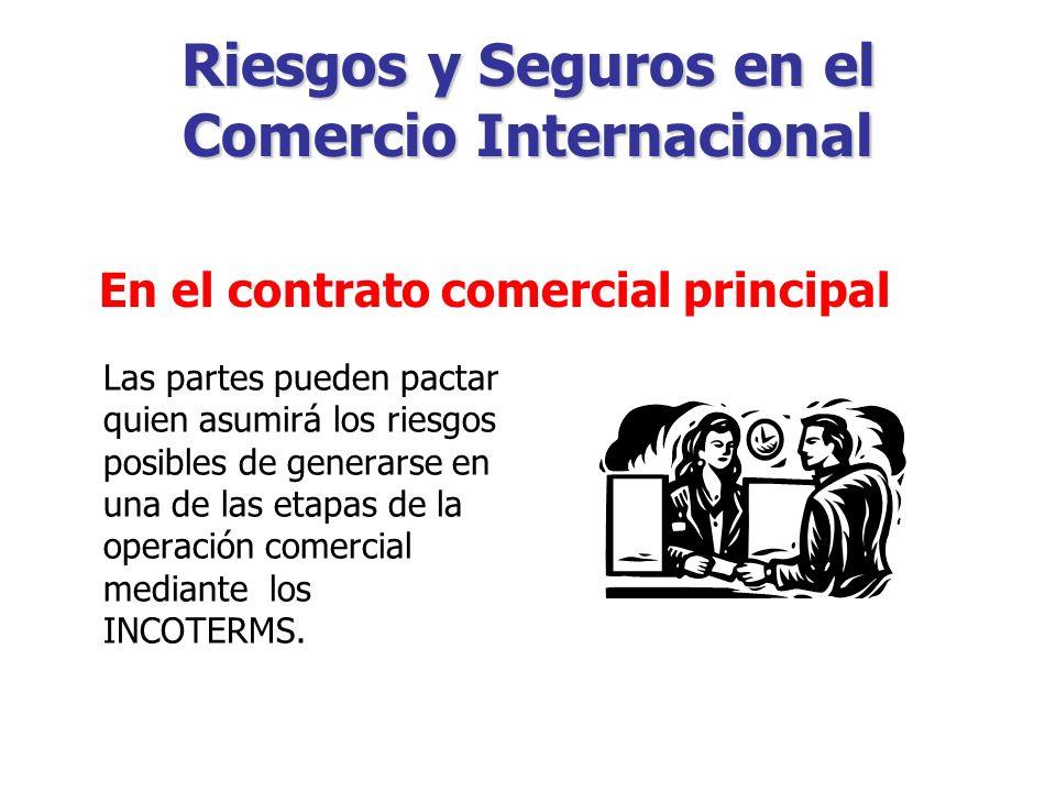 Riesgos y Seguros en el Comercio Internacional