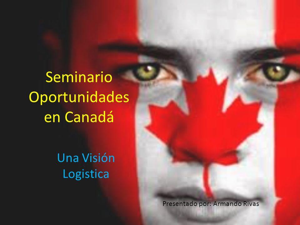 Seminario Oportunidades en Canadá