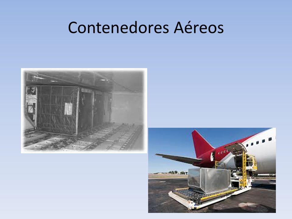 Contenedores Aéreos