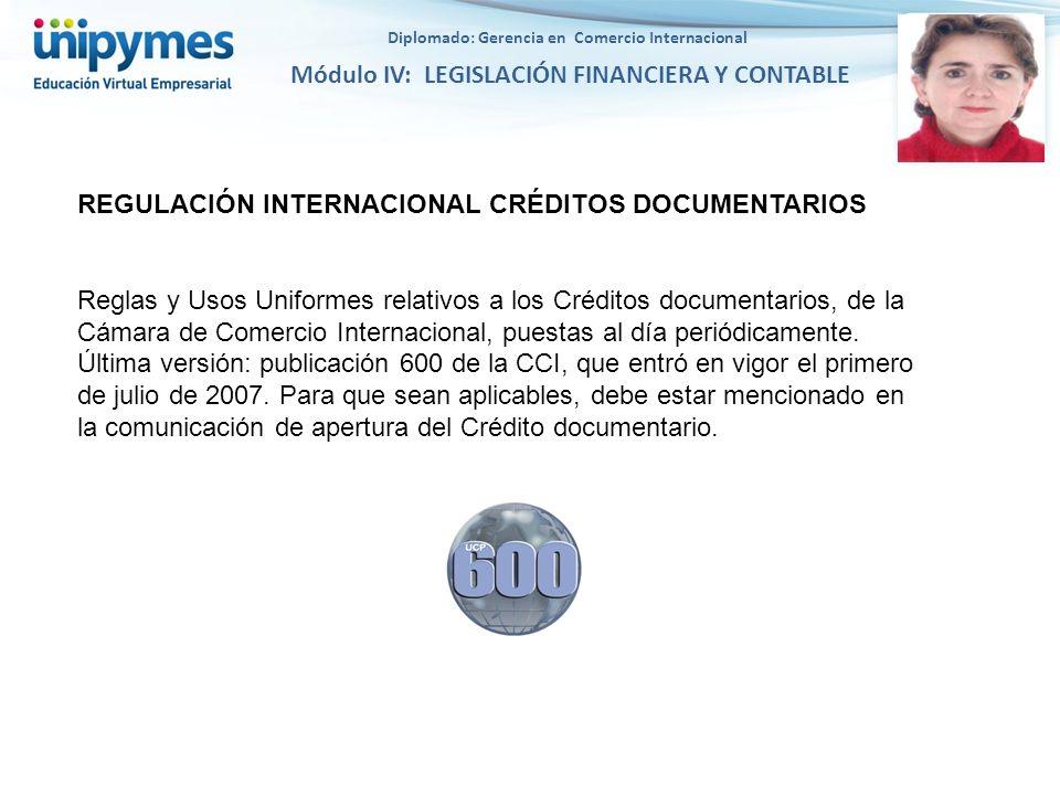 Diplomado: Gerencia en Comercio Internacional