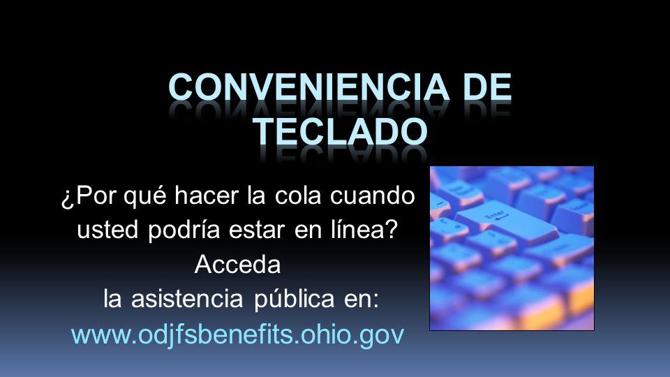 CONVENIENCIA DE TECLADO