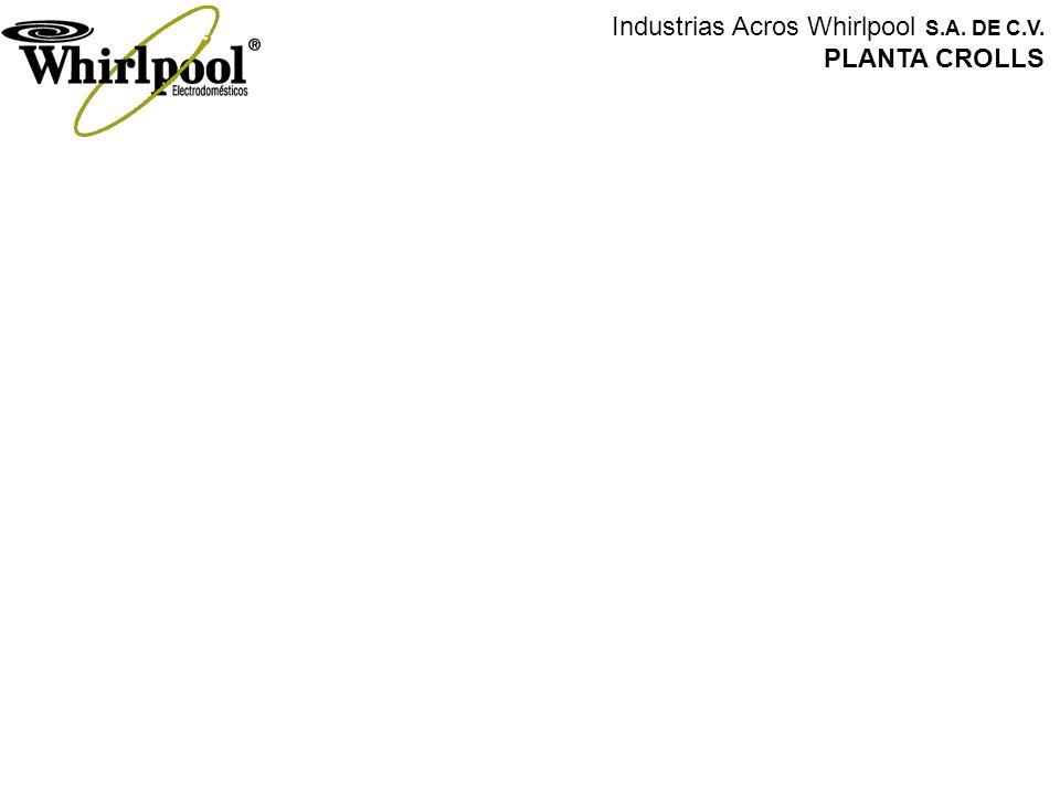 Industrias Acros Whirlpool S.A. DE C.V.