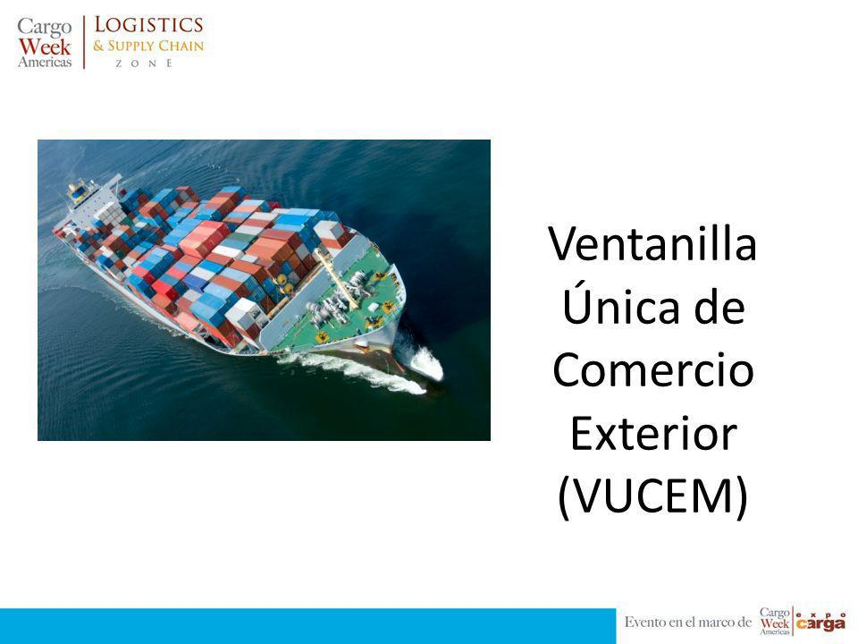 Ventanilla Única de Comercio Exterior (VUCEM)