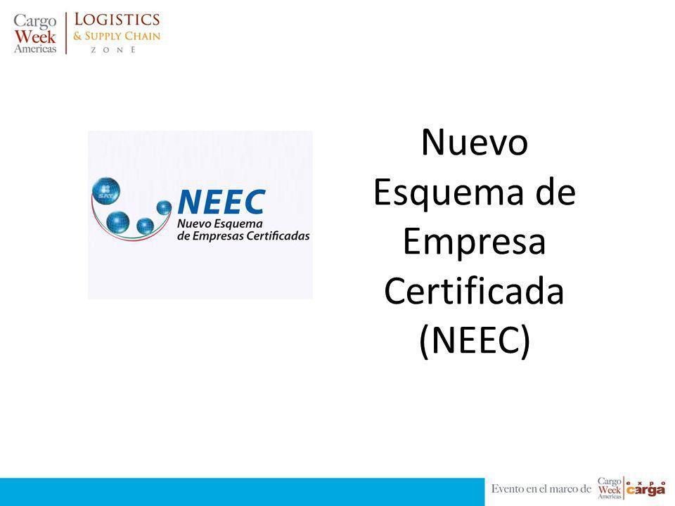 Nuevo Esquema de Empresa Certificada (NEEC)