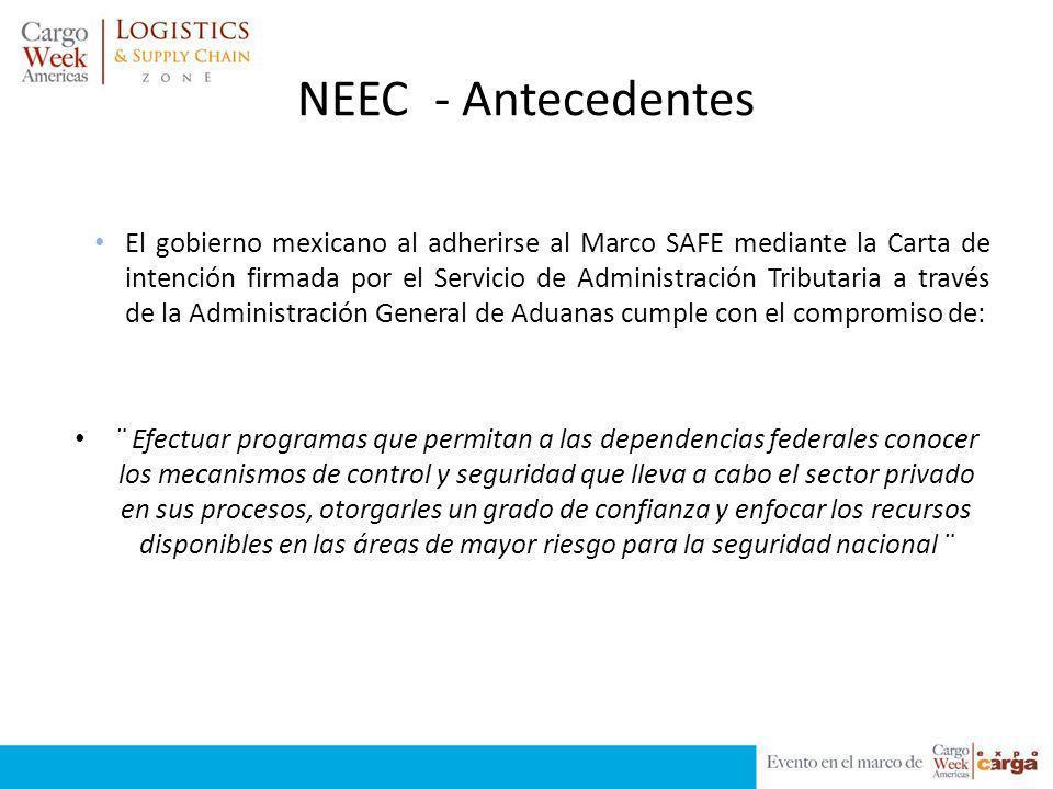 NEEC - Antecedentes