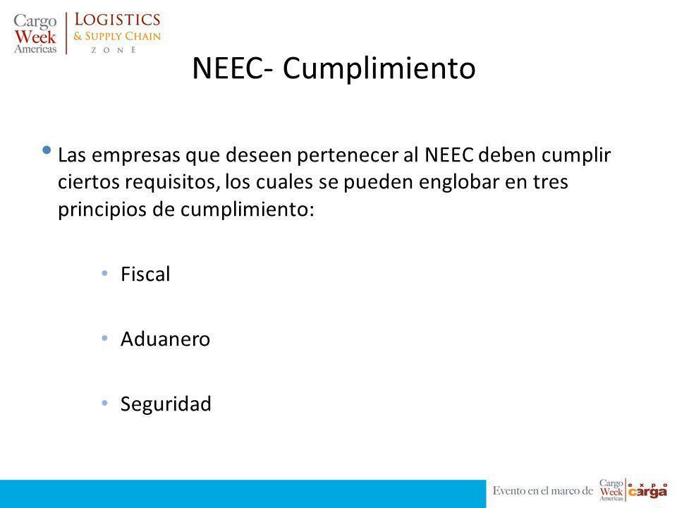 NEEC- Cumplimiento