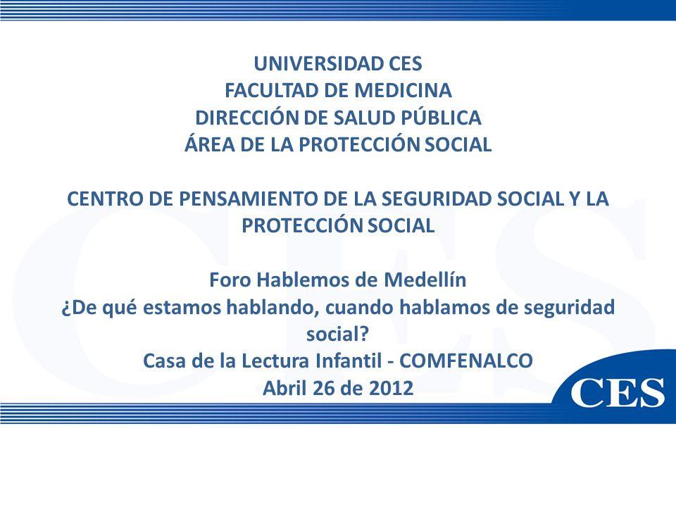DIRECCIÓN DE SALUD PÚBLICA ÁREA DE LA PROTECCIÓN SOCIAL