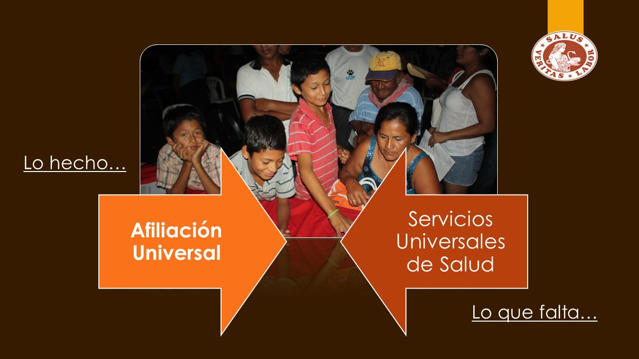 Servicios Universales de Salud