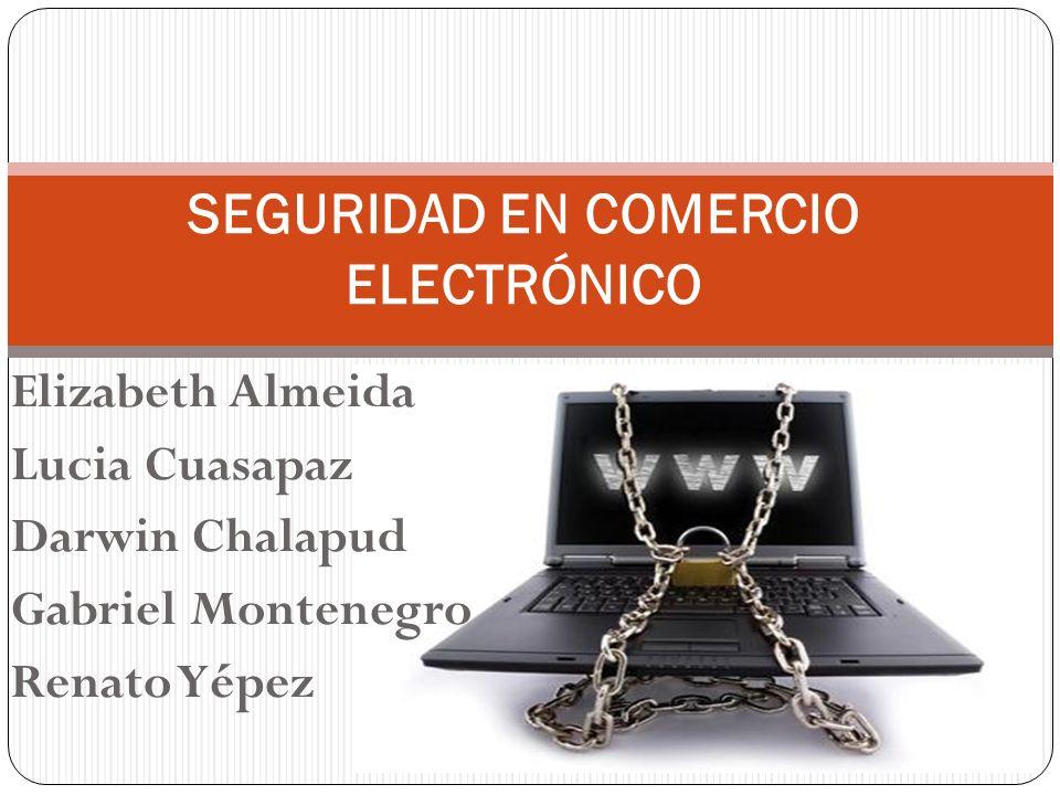 SEGURIDAD EN COMERCIO ELECTRÓNICO