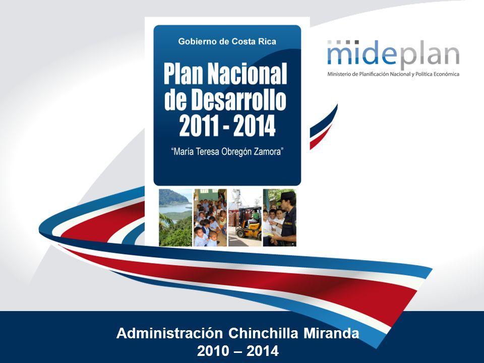 Administración Chinchilla Miranda