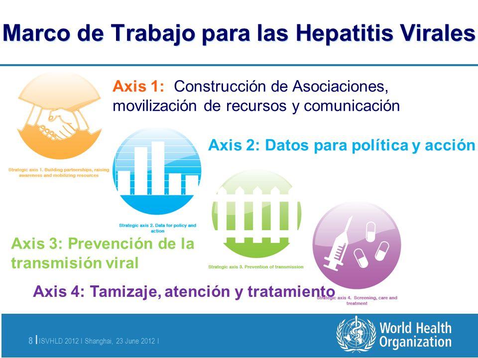 Marco de Trabajo para las Hepatitis Virales