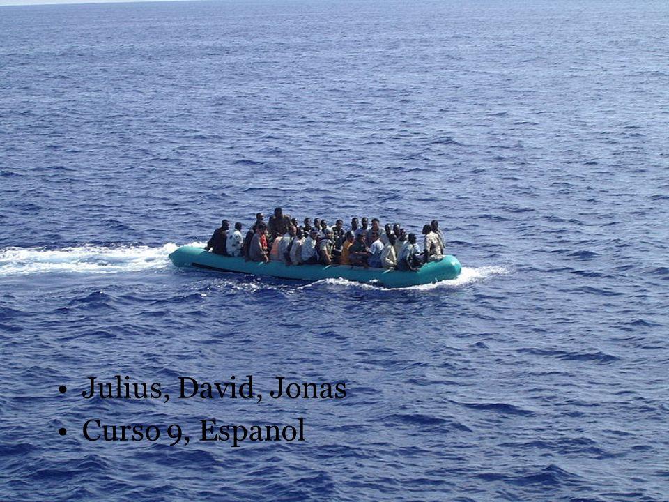 Julius, David, Jonas Curso 9, Espanol