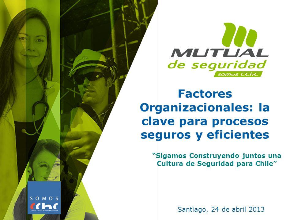 Factores Organizacionales: la clave para procesos seguros y eficientes