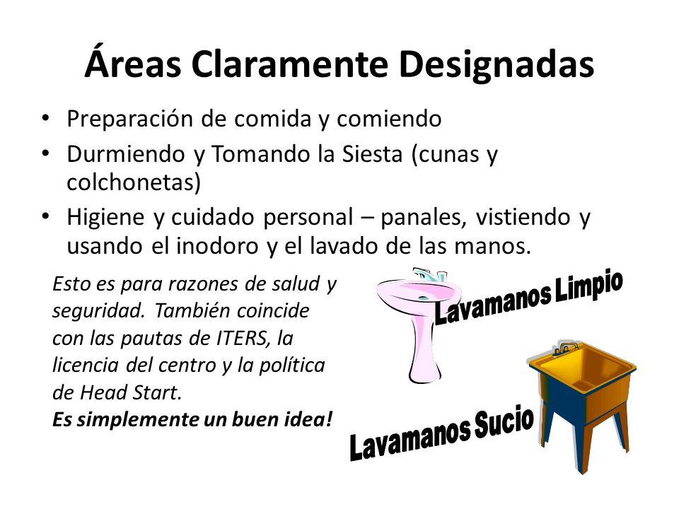 Áreas Claramente Designadas