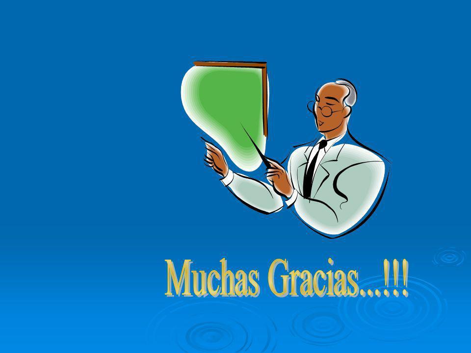 Muchas Gracias...!!!