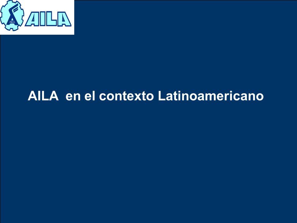 AILA en el contexto Latinoamericano