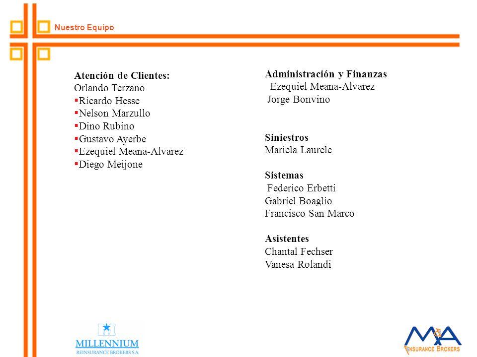 Ezequiel Meana-Alvarez Diego Meijone Administración y Finanzas