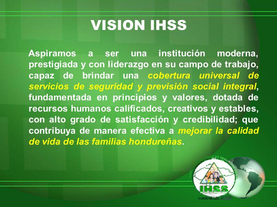 VISION IHSS