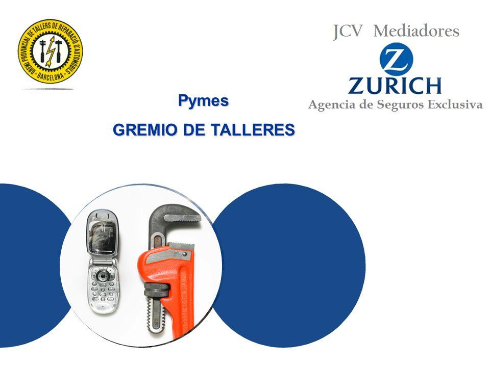 Pymes GREMIO DE TALLERES
