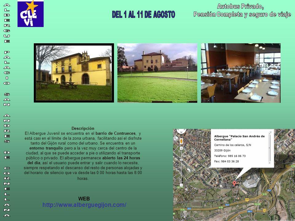 ALBERGUE PALACIO SAN ANDRES DE CORNELLANA