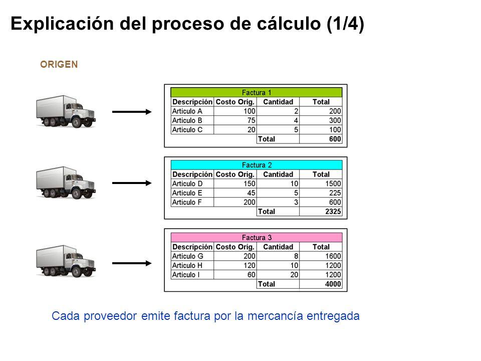 Explicación del proceso de cálculo (1/4)