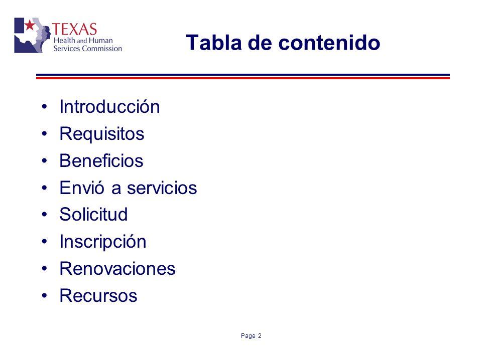 Tabla de contenido Introducción Requisitos Beneficios