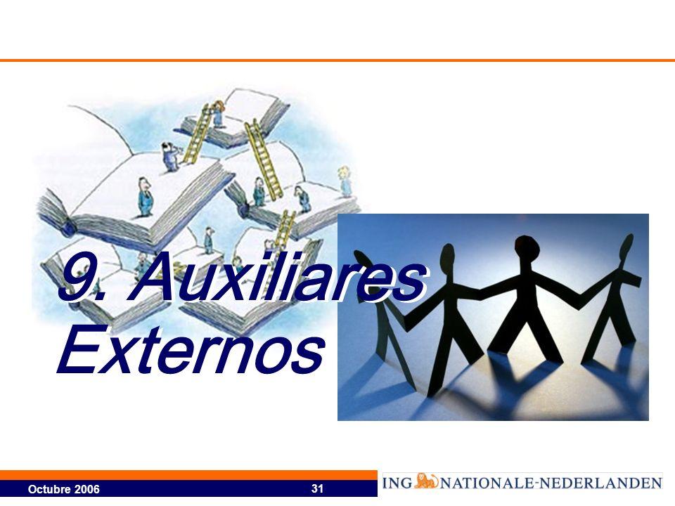 9. Auxiliares Externos