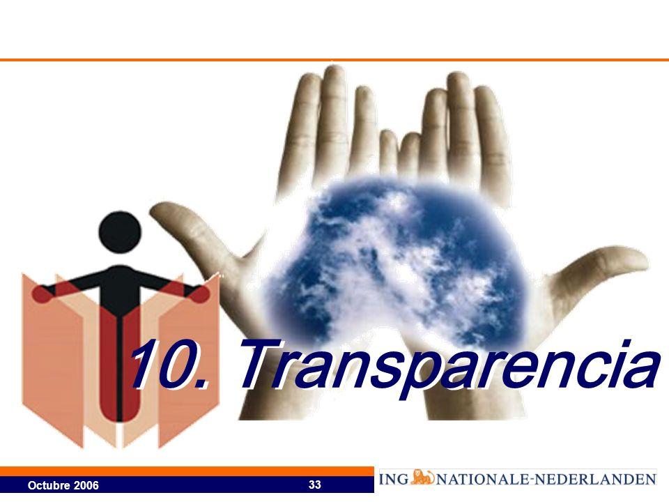La ley, además, establece una serie de exigencias encaminadas a garantizar la transparencia en este ámbito.