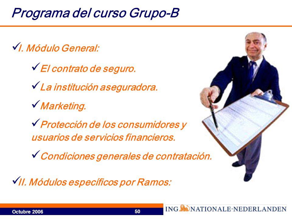 Programa del curso Grupo-B