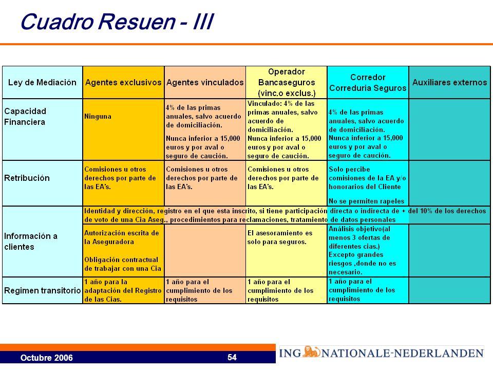 Cuadro Resuen - III