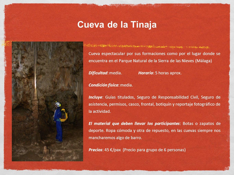 Cueva de la Tinaja