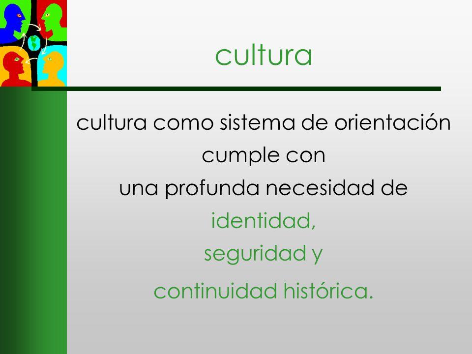 continuidad histórica.