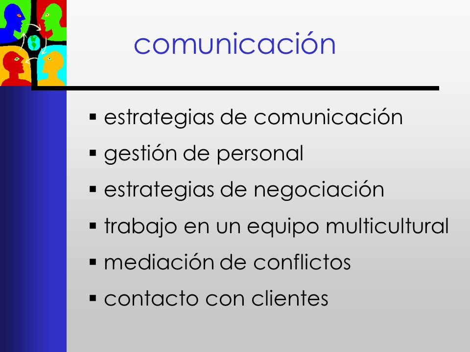 comunicación estrategias de comunicación gestión de personal