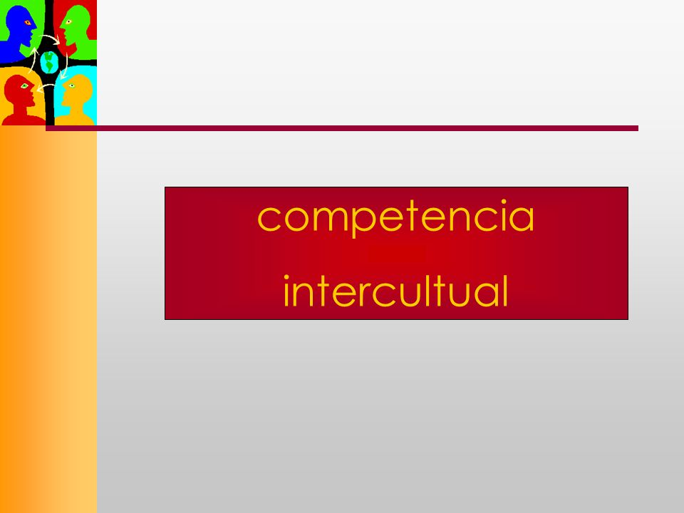 competencia intercultual