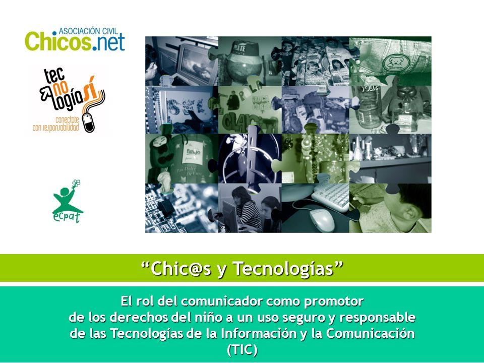 Chic@s y Tecnologías