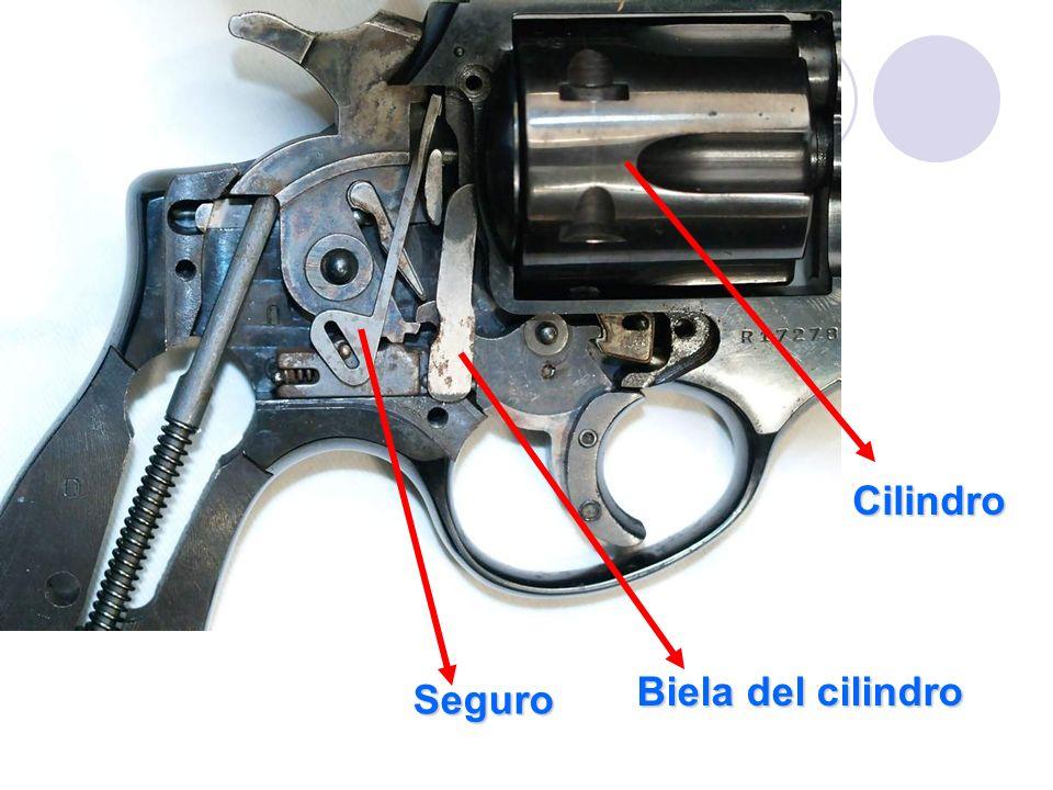 Cilindro Biela del cilindro Seguro