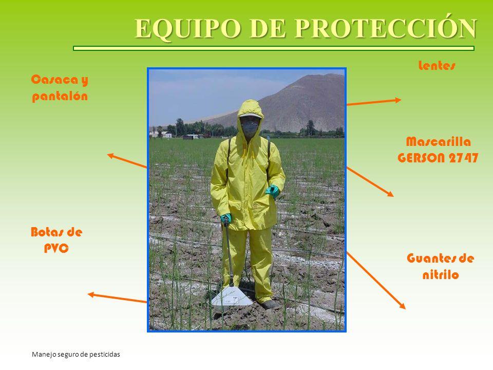 EQUIPO DE PROTECCIÓN Lentes Casaca y pantalón Mascarilla GERSON 2747