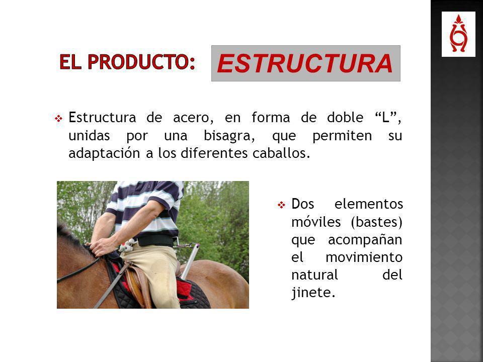 EL PRODUCTO: ESTRUCTURA