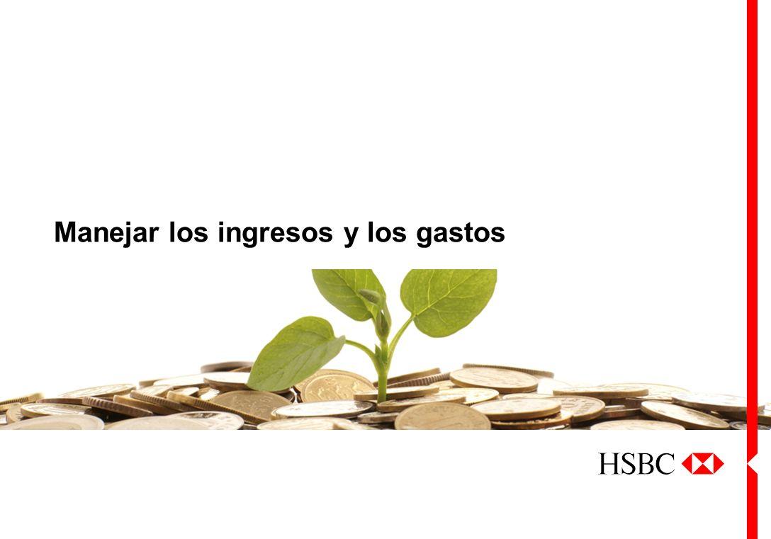 Manejar los ingresos y los gastos