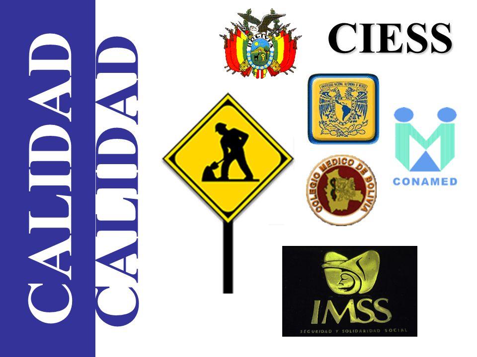 CIESS CALIDAD CALIDAD
