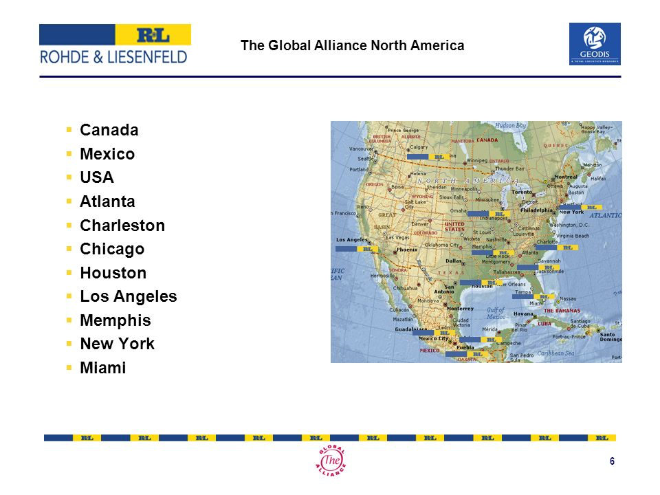 The Global Alliance North America